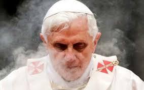 pope smoke