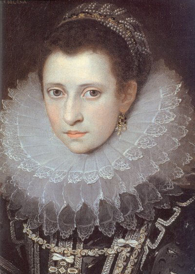 Anne, although rather plain, was a powerful force of nature